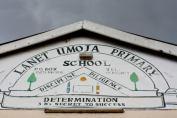 Discipline, Diligence and Determination - the Lanet Umoja Primary School motto