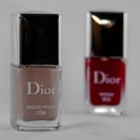 """Läuten den Herbst ein - die Nagellacke von Dior in """"Pied-de-poule"""" und """"Massai"""""""