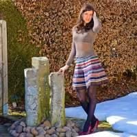 Lena Hoschek Ribbon Skirt im Test: Der Rock mit dem gewissen Etwas