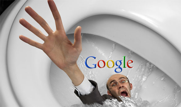 Google going down
