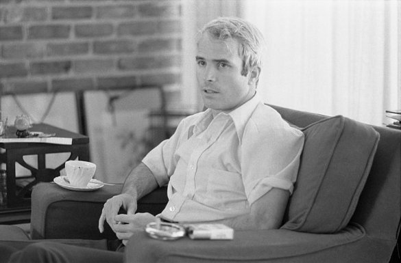 Captain John McCain 1973