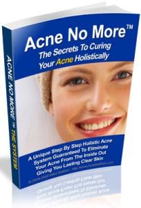 acne no more book