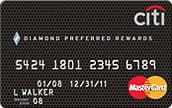 Citi Diamond Preferred Rewards Card