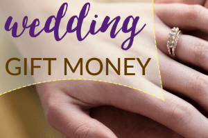 Wedding gift money is fun to receive. While you may be tempted to spend it all in one place, you should consider putting it to good use with these options.