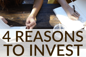 Investing may not be on your mind as a student, but there are some great reasons why you should invest while you're still in college. Here's why.