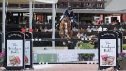 Kent Farrington and Creedance. Photo Credit © Sportfot.