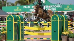 Paulo Santana and Taloubet. Photos © Sportfot