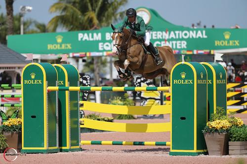 Paulo Santana and Taloubet Win $35,000 Ruby et Violette WEF Challenge Cup