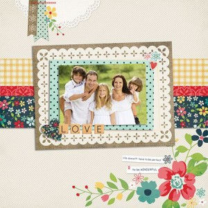 Simple Stories Homespun Collection