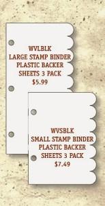 Stamp Binders