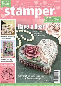 Craft Stamper February 2014