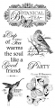 Cling Stamps 1