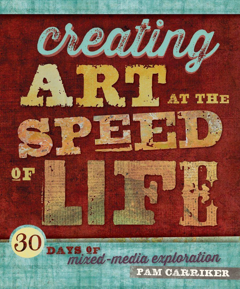 Creating Art at the Speed of Light by Pam Carriker