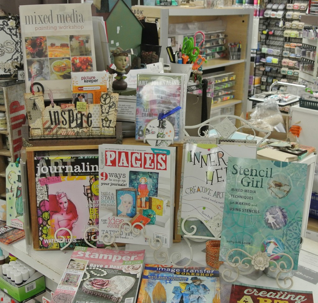 New Assortment of Books and Magazines