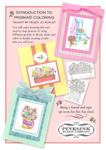 Intro to Pencils with Peggy Jo Ackley @ Everything Scrapbook and Stamps | Lake Worth | Florida | United States