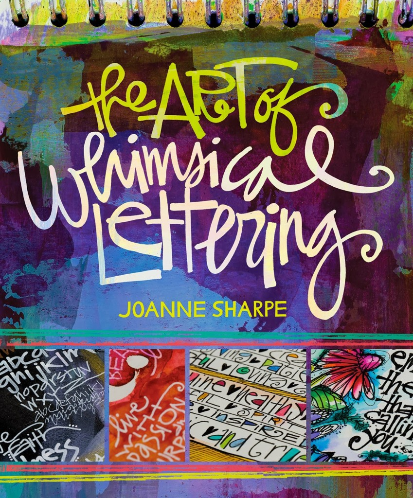 The Art of Whimsical Lettering Joanne Sharpe