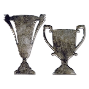 Tim Holtz Bigz Dies Tarnished Trophies