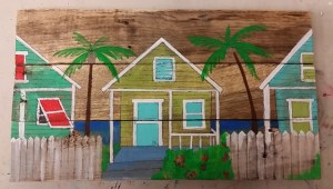 Painting with Kate @ Everything Scrapbook and Stamps | Lake Worth | Florida | United States