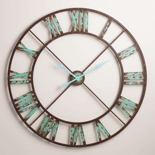 Medium Of Wall Clock Industrial