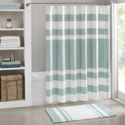 Small Of Green Shower Curtain