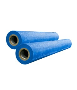 TWIN PACK 2 x 200m x 850mm Blue Poly-Wrap