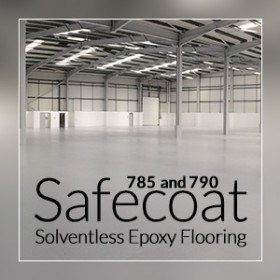 Safecoat Epoxy Flooring