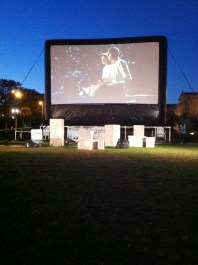Awesome Fest's Drive-In Theater