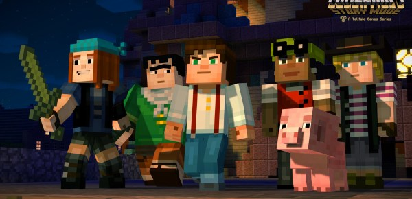 Minecraft: Story Mode first details revealed