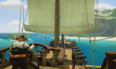 Gamescom 2016: Sea of Thieves Gameplay and Screenshots