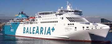 Balearia-Freight