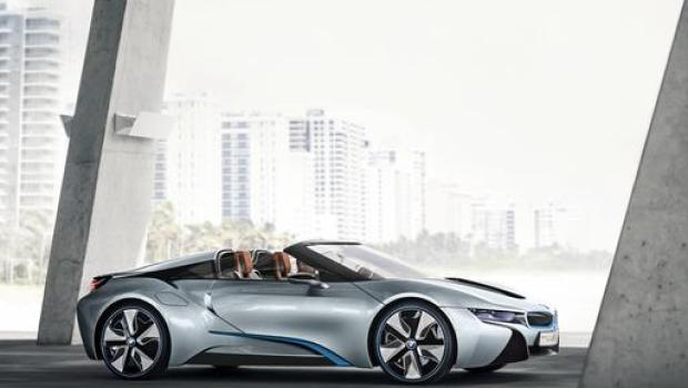 bmw i8 roadster light