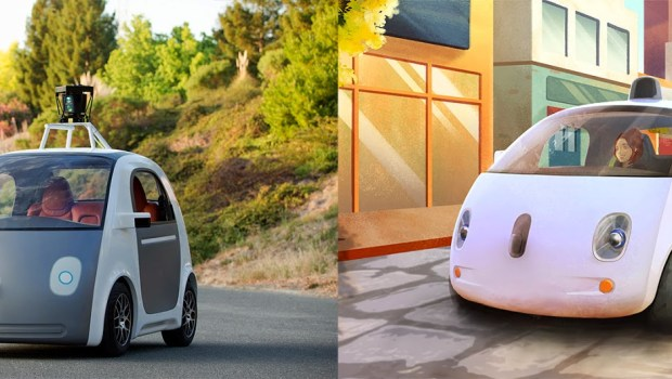self-driving cars-google