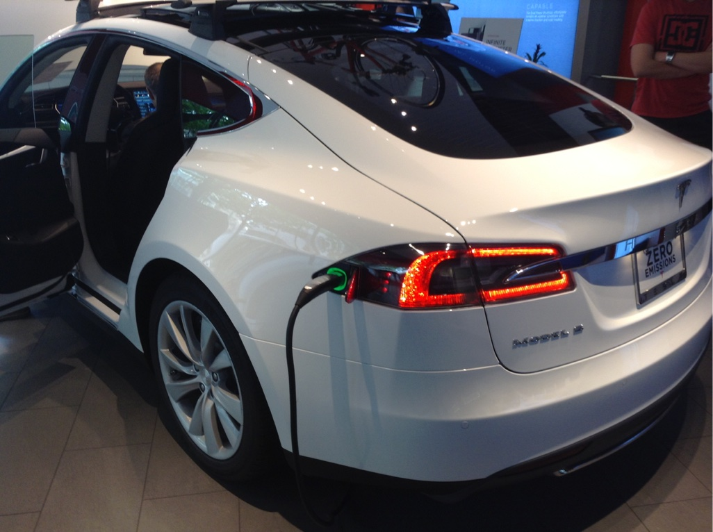 10 Best Electric Cars