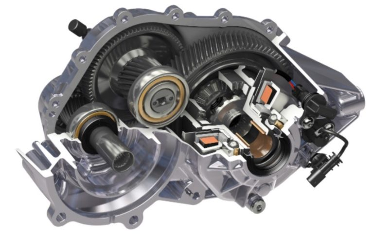 GKN eAxle Brings Electric AWD Technology To Hybrids