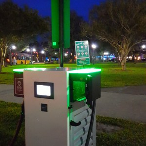 EV fast charger 1