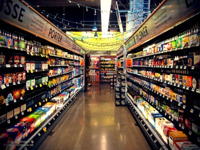 At the Grocery Store - Evolutionary Designs - Photography