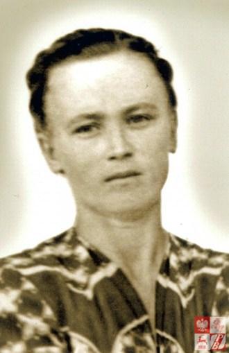 Weronika Sebastianowicz z d. Oleszkiewiczps.