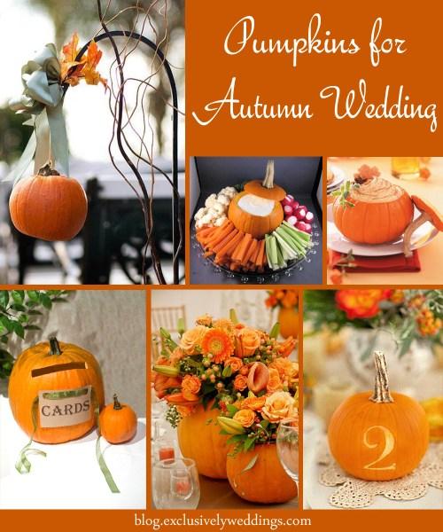 Medium Of Fall Wedding Decorations