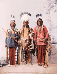 Apache Chiefs Garfield Ouche Te Foya