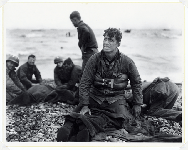 D Day Rescue, Omaha Beach