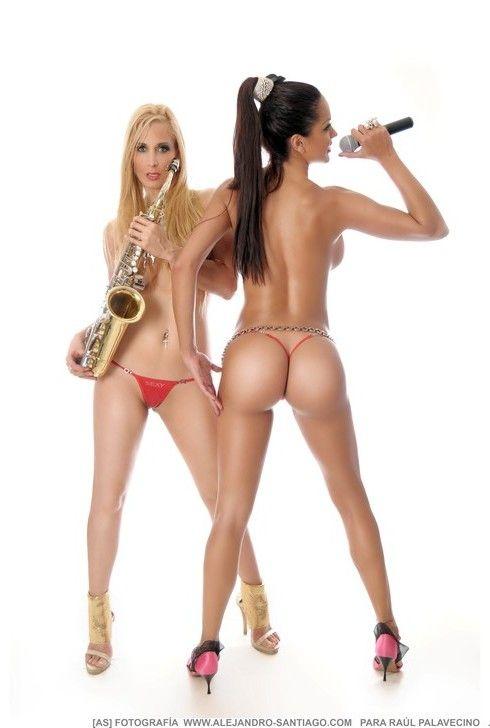 Pamela Sosa y Elizabeth Marino 10