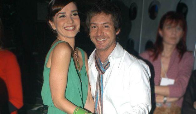 Adrián Suar y Natalia Oreiro