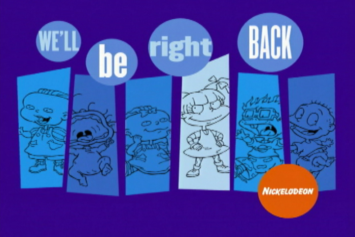 "NICKELODEON ""Bumpers"""