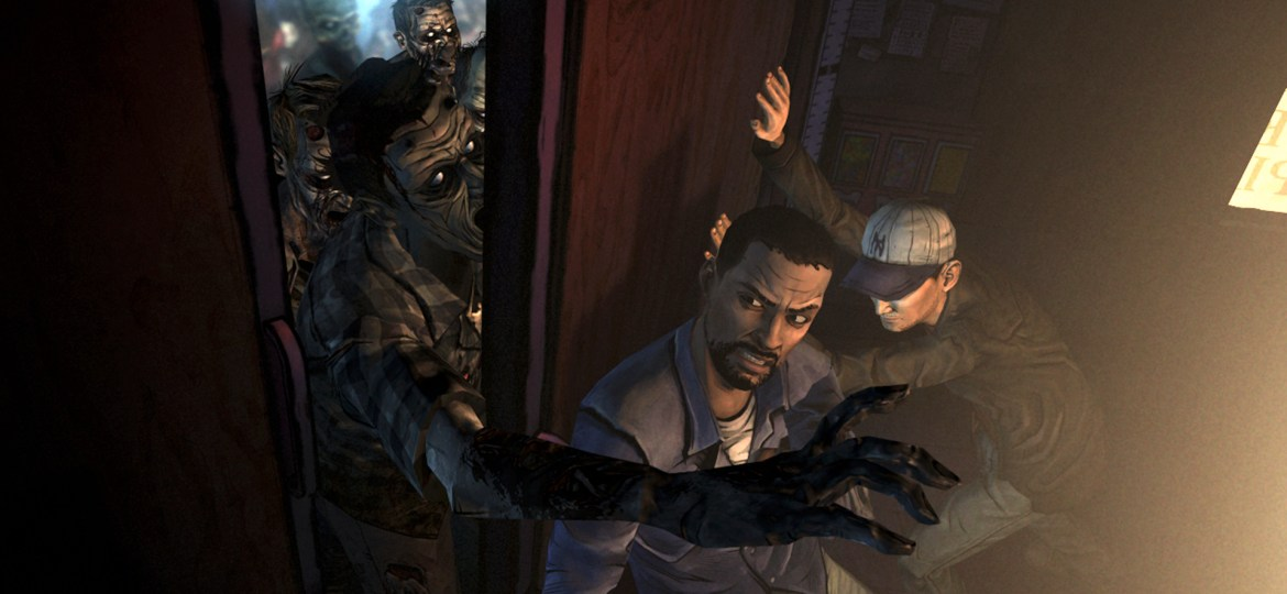 "TELLTALE GAMES ""A New Day"" Walking Dead Video Game Trailer"