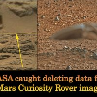 NASA caught deleting data from Mars Curiosity Rover images - Michael Salla / Exopolitics