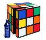 Rubik's Cube Fridge