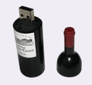 Wine Bottle USB Flash Drive
