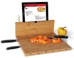 iPad Recipe Cutting Board