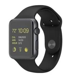 Apple Watch statistics