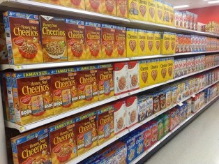 cereal 80's